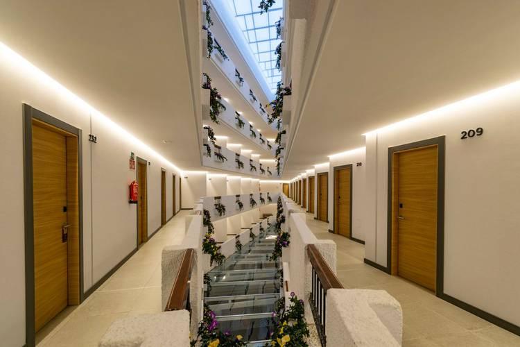 Gemeenschappelijke ruimtes hotel cap negret altea, alicante