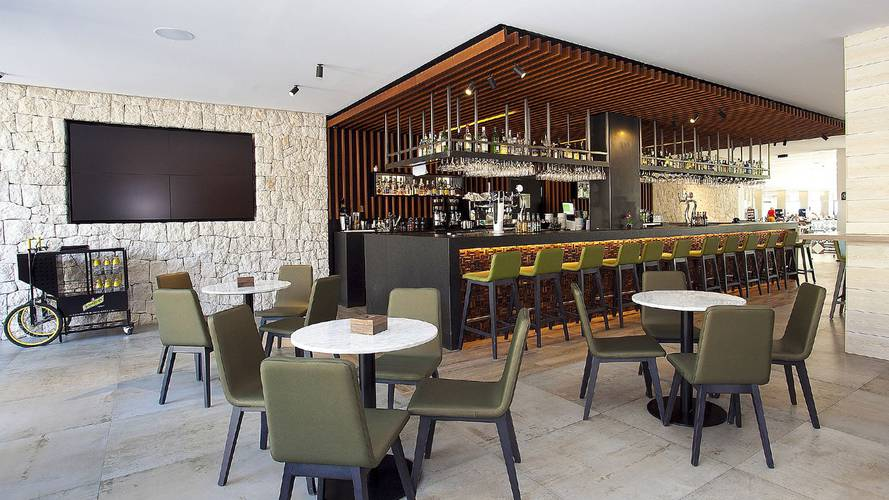 Bar hotel cap negret altea, alicante