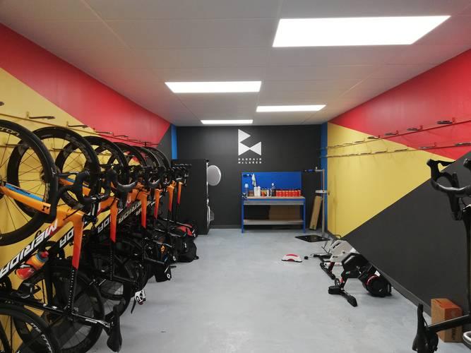 Sportfaciliteiten hotel cap negret altea, alicante